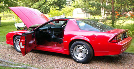 89 Camaro Rs In Ne Ohio Third Generation F Body