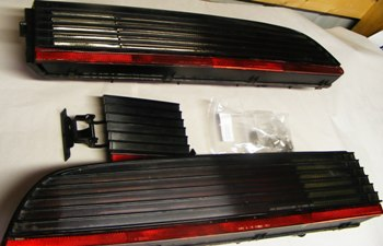 1979 1980 1981 Trans Am Firebird Tail Light RESTORATION SERVICE