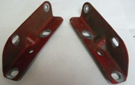 1993 - 1997 Camaro Hood Tension Rod mounting BASES Gas Shcoks GM units!