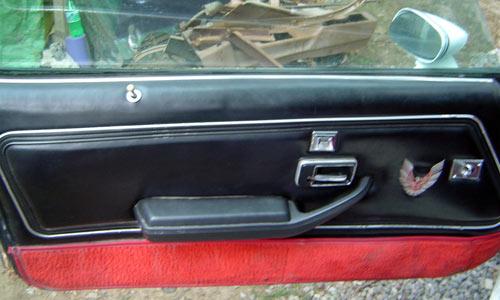 Fbody Inner Door Panel Removal Restoration Guide Camaro
