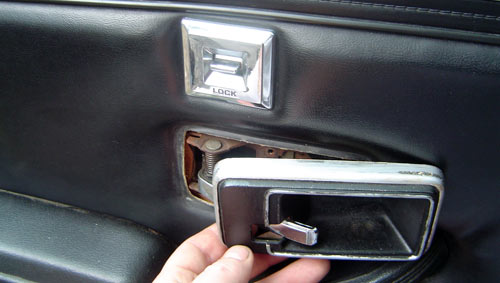 Lovely 2) DOOR HANDLE CUP REMOVAL   First You Will Want To Remove The Door Handle  Cup. This Is A Simple Process. Simply Remove The Phillips Head Screw And  Then ...