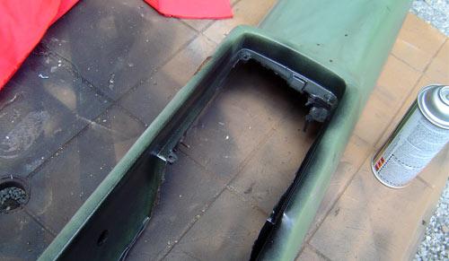 Fbody Camaro dash cap installation - restoration guide