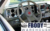 1978 1979 1980 1981 Camaro Dash Pads & Dashboard Trim Parts