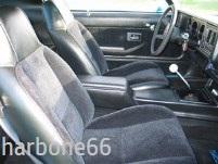 1978 1979 1980 1981 Camaro Interior Parts