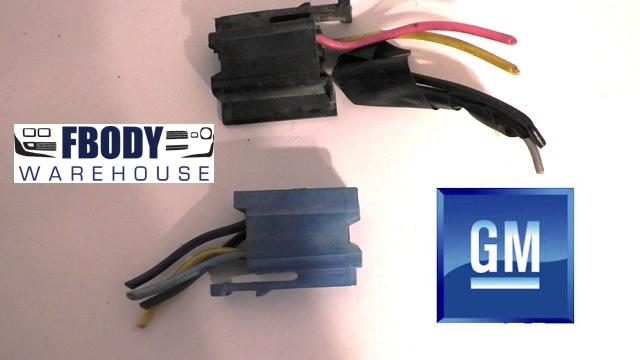 1978 - 1981 Camaro Trans Am Radio Wiring Harness Plugs Used GM | 1980 Trans Am Radio Wiring |  | Fbodywarehouse