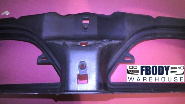 1977 - 1978 Trans Am GM Headlight Upper Nose Cone Mounting Bar