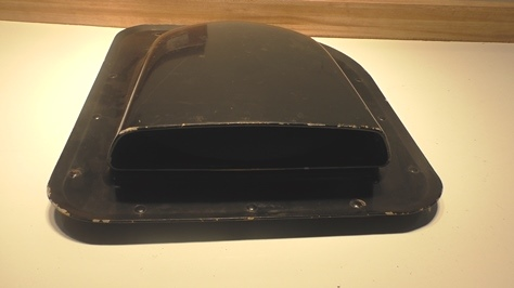 * 1973 1976 trans am shaker hood scoop used gm