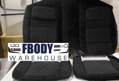 1978 1981 Trans Am Deluxe Seat Covers Upholstery Cloth