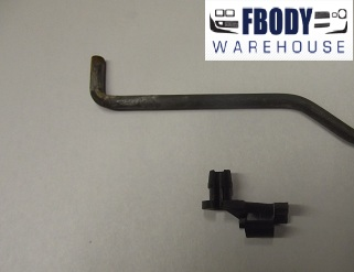 1970 1981 Camaro Trans Am Door Lock Rod Clip