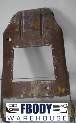 1972 - 1981 Camaro Trans Am Upper Front Seat Frame GM