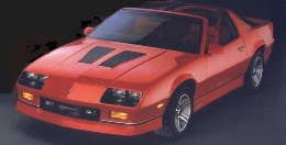 1985 - 1990 Camaro Rocker Panel Engine Call Out Decals (Pair) Various Colors & Styles Available