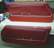 * 1978 - 1981 Trans Am Deluxe Door Panels Pre-Assembled With INSTALL VIDEO!