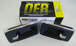 1978 - 1981 Camaro Trans Am Inner Door Handle Cups NEW OER
