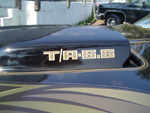 1978-1981 Trans Am Special Edition Decal Kit Bandit Edition Shaker Hood Style
