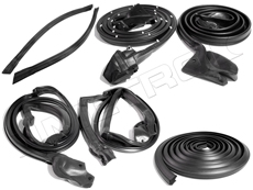 1975 - 1978 Weather Seal Kit  T-top Hurst Hatch Camaro Trans Am FIRST DESIGN * Customize To Your Needs *