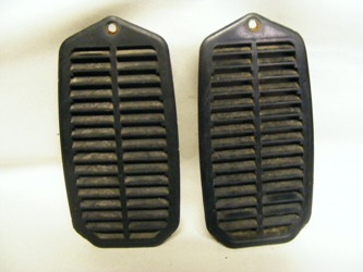 1970 - 1981 Camaro Trans Am Door Jam Vents Used GM
