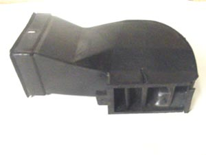 1970 - 1981 Trans Am Center A/C Dash Duct Used GM