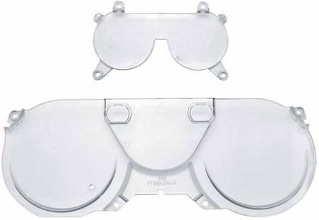 1970 - 1981 Trans Am Firebird Gauge Cluster Lens Set NEW