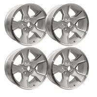1980 - 1981 Camaro Z28 17 x 8 Inch N-90 WHeels NEW Set of FOUR Fits all 70-81