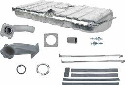 1967 - 1969 Camaro Firebird COMPLETE Gas Tank Sets (Includes everything NEW)