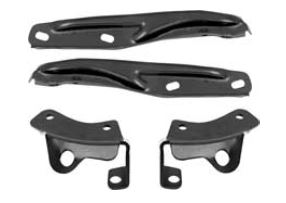 1967 - 1968 Camaro Front Bumper Braces 4 pc set New