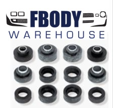 1967 - 1969 Camaro Firebird Trans Am Body Bushing Kit