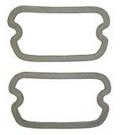 1969 - 1973 Trans Am Firebird Nose Parking Light Gaskets PAIR