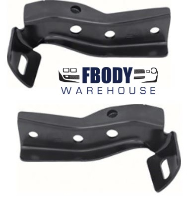 1969 Camaro Inner Extension to Bumper Braces NON Urethane Nose New Pair