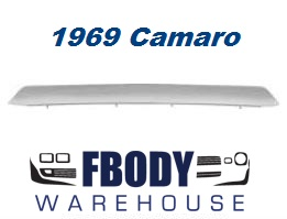 1969 Camaro Rear Deck Lid Spoiler NEW