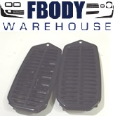 1970 - 1992 Camaro Firebird Door Jam Vent Assemblies PAIR GM