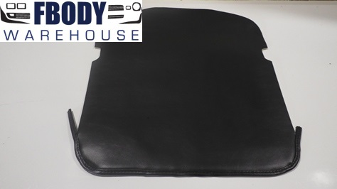1970 - 1981 Camaro Trans Am Rear Seat Transmission Hump Cover