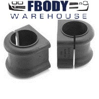 1970 - 1981 Camaro Trans Am Front Sway Bar Bushings OEM Quality 1 1/4 Inch (Big Bar)