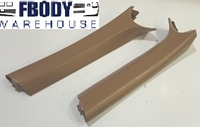 1974 - 1981 Camaro Trans Am A Pillar Posts Used GM