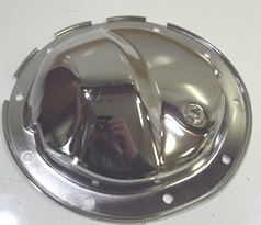 1971 - 1981 Camaro Trans Am 10 bolt Chrome Rear End Cover