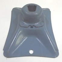 1970 - 1981 Camaro Trans Am Jack Foot Base Set GM unit Blasted to Bare Metal