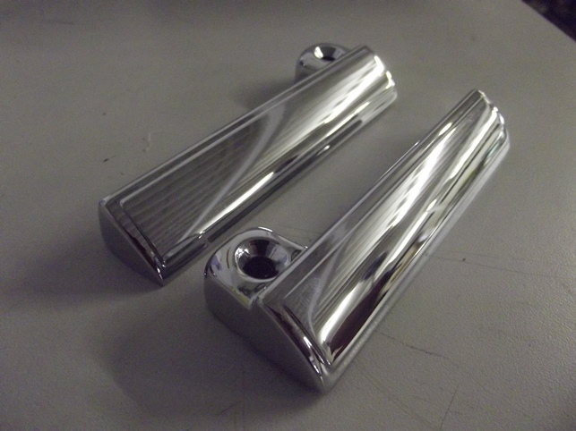 1978 - 1981 Camaro Trans Am Fisher T-top Handles NEW REPLACEMENT Pair