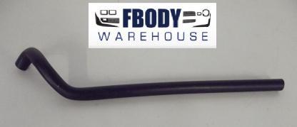 1977 - 1981 firebird trans am pre-molded shaker drain hose for 403 new!