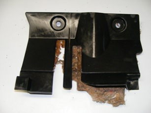 1970 - 1981 Trans Am Fuse Panel Wiring Cover USED GM