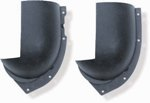 1967-1969 Camaro Firebird Kick Panel Vacuum Actuator Cover