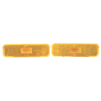 1970 - 1977 Camaro Front Side Marker Lights (PAIR)