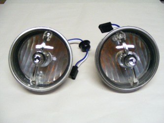 1970 - 1973 Camaro RS Park Lamps.