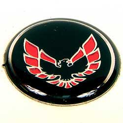 1970 - 1981 Trans Am Red Bird Shifter Button Inlay NEW