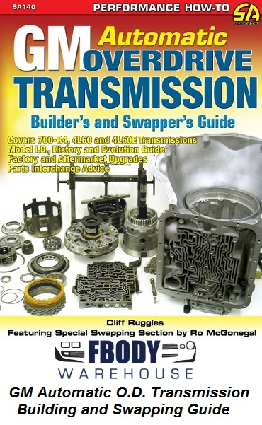 GM Automatic Overdrive Transmission Guide