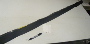 1982 - 1984 Trans Am Rocker Panel Inner Gasket Trim