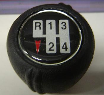 1970 - 1981 Trans Am 4 Speed Shifter Knob.