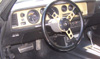 1976 – 1981 Gold Dash Bezel RESTORATION SERVICE *Complete w/ INSTALL VIDEO!