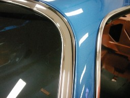 1970 - 1981 Camaro Trans Am WINDOW TRIM Sold By The Piece GM Units BLACK or POLISHED