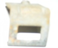 1970 - 1977 Upper Door Panel Retainer Block (Forward facing) Used GM