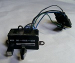 1970 - 1981 Trans Am Delay Wiper Switch GM