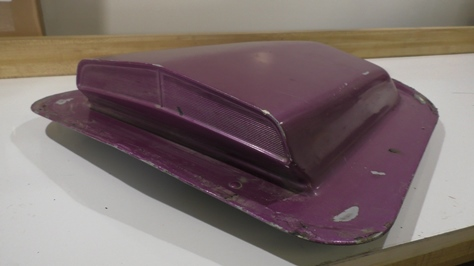 * 1978 - 1981 Trans Am Shaker Hood Scoop Used GM